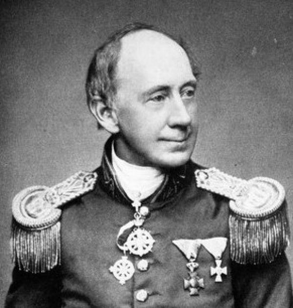 Bild Georg Friedrich Ziebland, der Architekt der Antikensammlungen, nach 1864