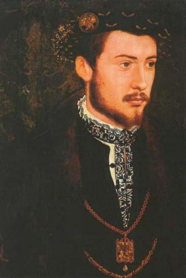Bild Der Bayernherzog Albrecht V. schuf mit seiner Kunstkammer eine der ersten Kunstsammlungen der Renaissance nördlich der Alpen.