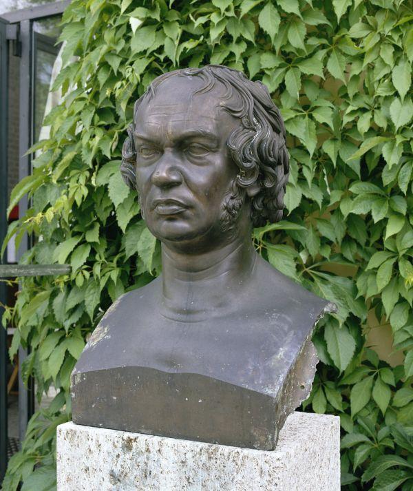 Bild Martin von Wagner (1777–1858), der als Kunstagent Ludwigs I. die meisten Skulpturen für die Glyptothek erwarb.