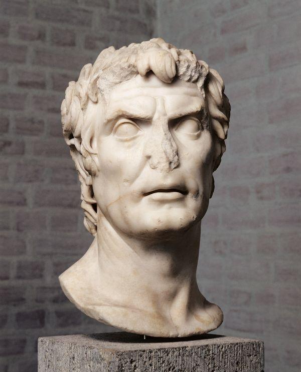 Bild Sulla, römisches Marmorporträt, um 30 v. Chr.