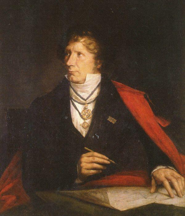 Bild Leo von Klenze, der Architekt der Glyptothek