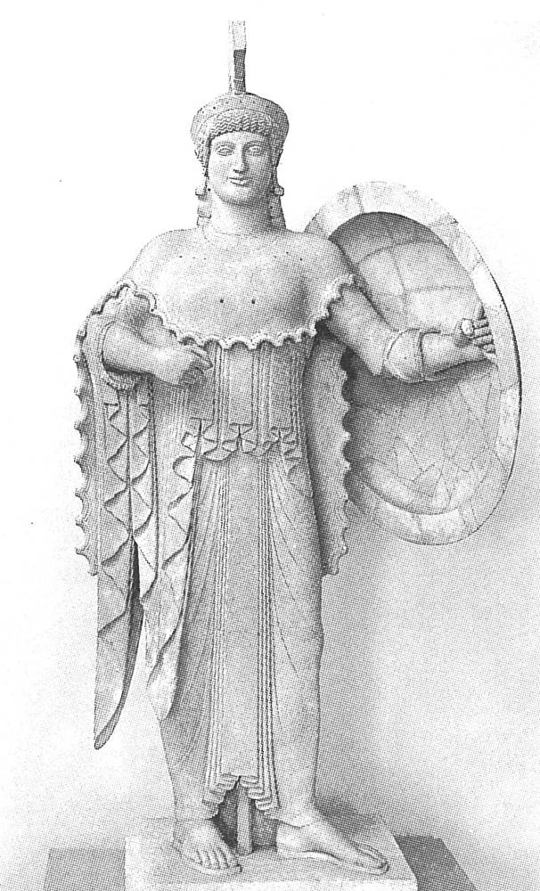 Athena Westgiebel