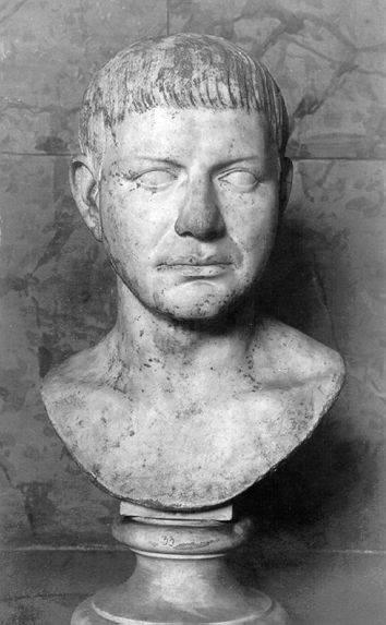 Büste eines jungen Mannes 20/30 n. Chr.