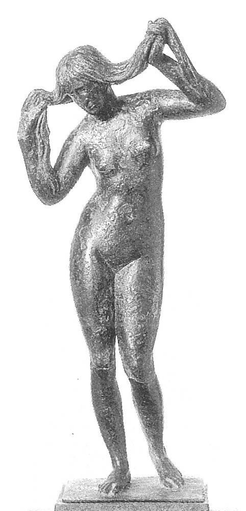 Aphrodite Anadyomene
